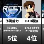 【ランキング】海外PADプロ Reet が使っている建築技トップ3【フォートナイト解説】