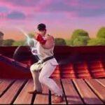 【昇龍拳!】公式バージョンエモート フォートナイト