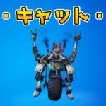 ゴー・キャット・ゴー【フォートナイトエモート】【Fortnite】