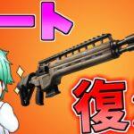 【フォートナイト】チート武器!インファントリーライフル!!!#50【ゆっくり実況】