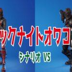 ブラックナイト・レッドナイト シナリオ【フォートナイトエモート】【Fortnite】
