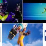 【fortnite】フォートナイト トレーラーまとめ「スポーツ編」(NFL, Neymar, NBA)+オマケ「スポーツ系エモート集」
