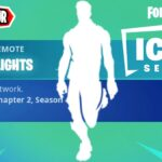 Fortnite Icon Copyright Emote Blinding Lights by Demi Skin(2 HOUR LOOP)