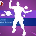 Fortnite Emote Planetary Vibe By Galaxy Scout Skin(2 HOUR LOOP)