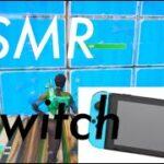 【ASMR】Switch フォートナイト建築&編集 下手くそだけど…