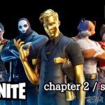 【FORTNITE】【C2S2】エイムがいまいちな敵で良かったビクロイ 20200816