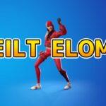 LEILT ELOMR【フォートナイトエモート】【Fortnite】